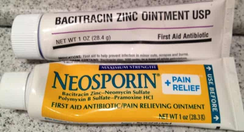 Antibiotic Ointment for dog