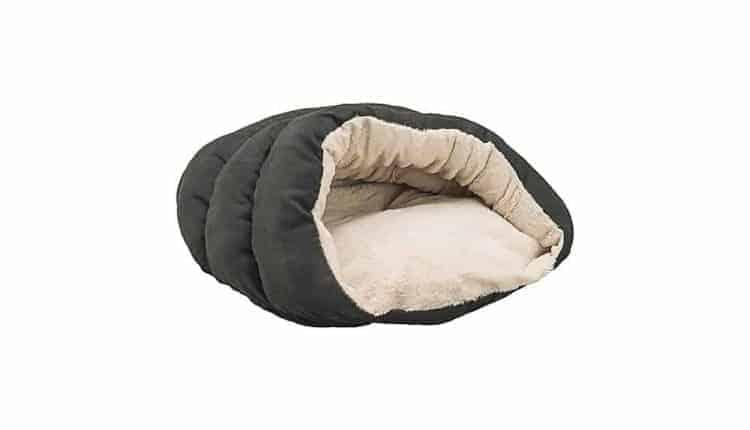 Sleep Zone Cuddle Cave Pet Bed